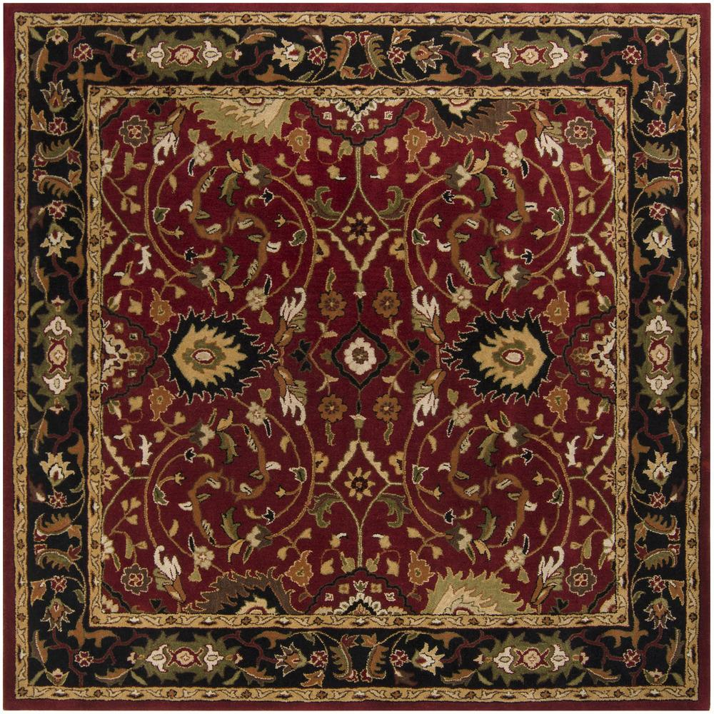 Surya Rugs Caesar 4' Square - Item Number: CAE1031-4SQ