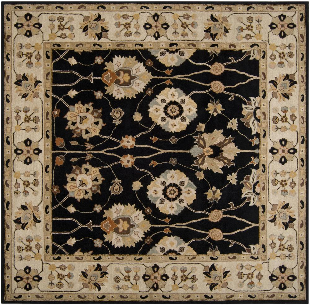 Surya Rugs Caesar 6' Square - Item Number: CAE1033-6SQ