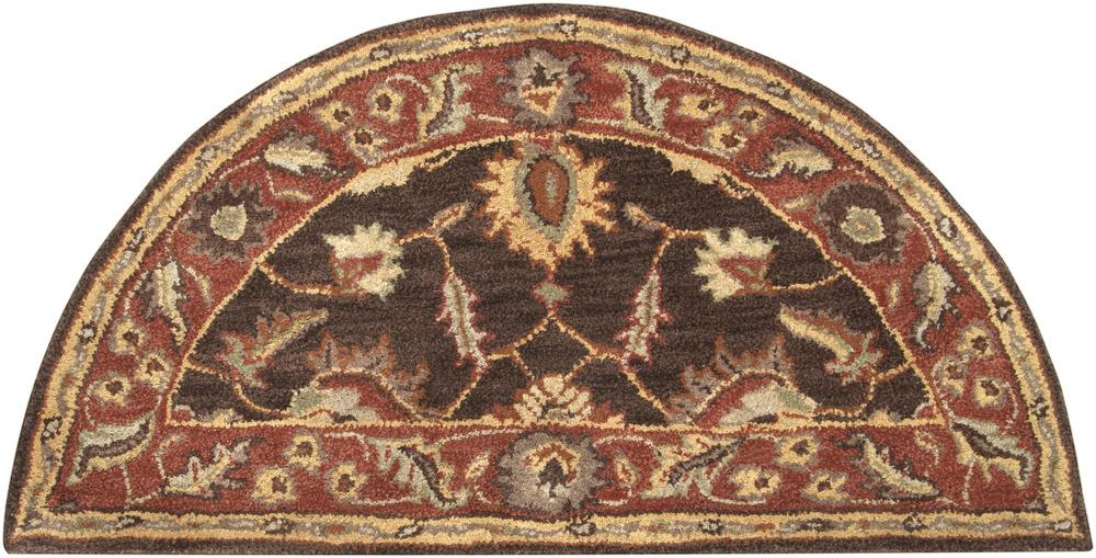Surya Rugs Caesar 2' x 4' Hearth - Item Number: CAE1036-24HM