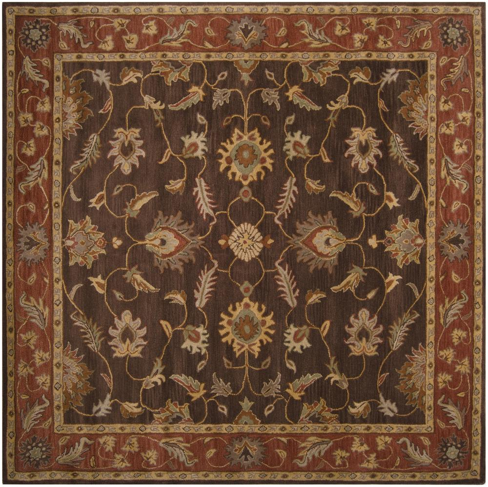 Surya Caesar 8' Square - Item Number: CAE1036-8SQ