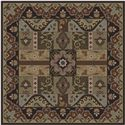Surya Caesar 8' Square - Item Number: CAE1048-8SQ