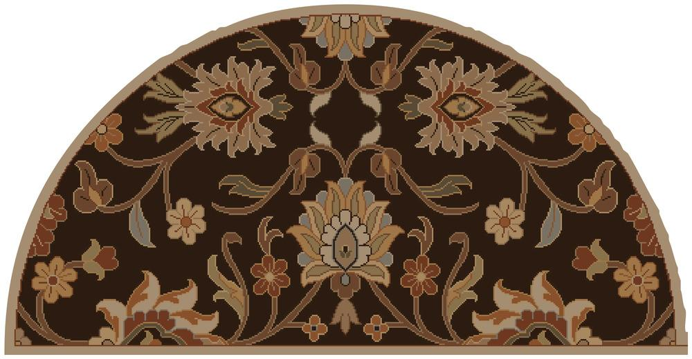 Surya Rugs Caesar 2' x 4' Hearth - Item Number: CAE1051-24HM