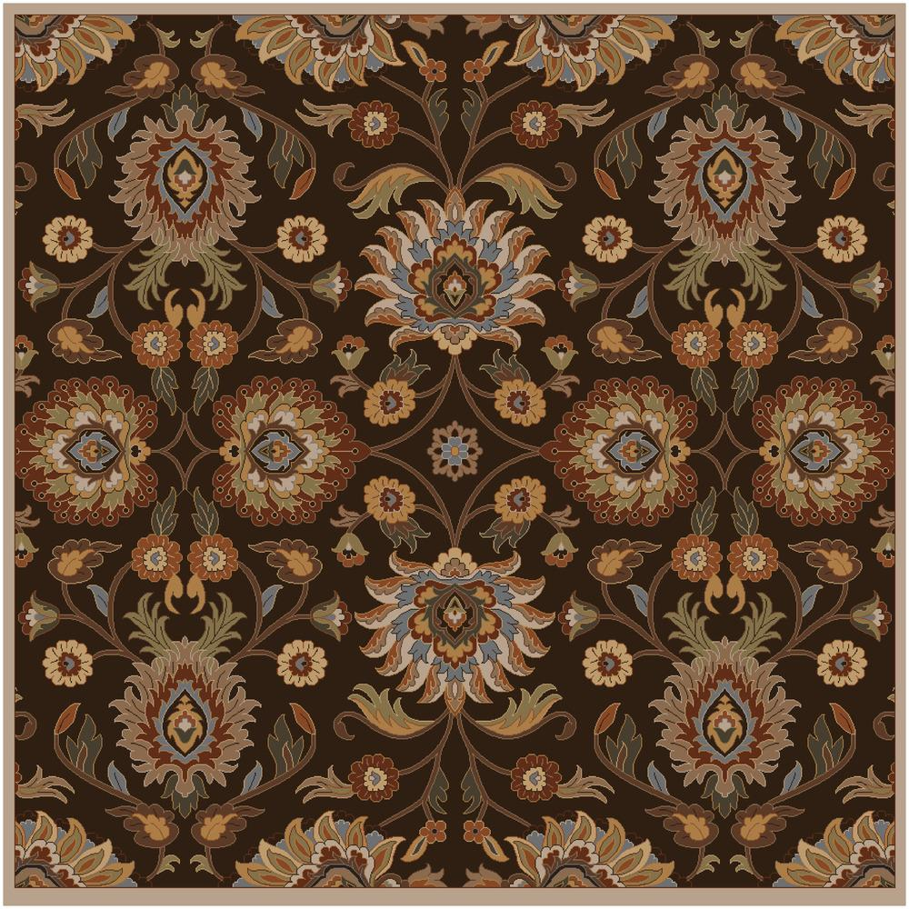 Surya Caesar 4' Square - Item Number: CAE1051-4SQ