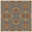 Surya Caesar 4' Square - Item Number: CAE1052-4SQ