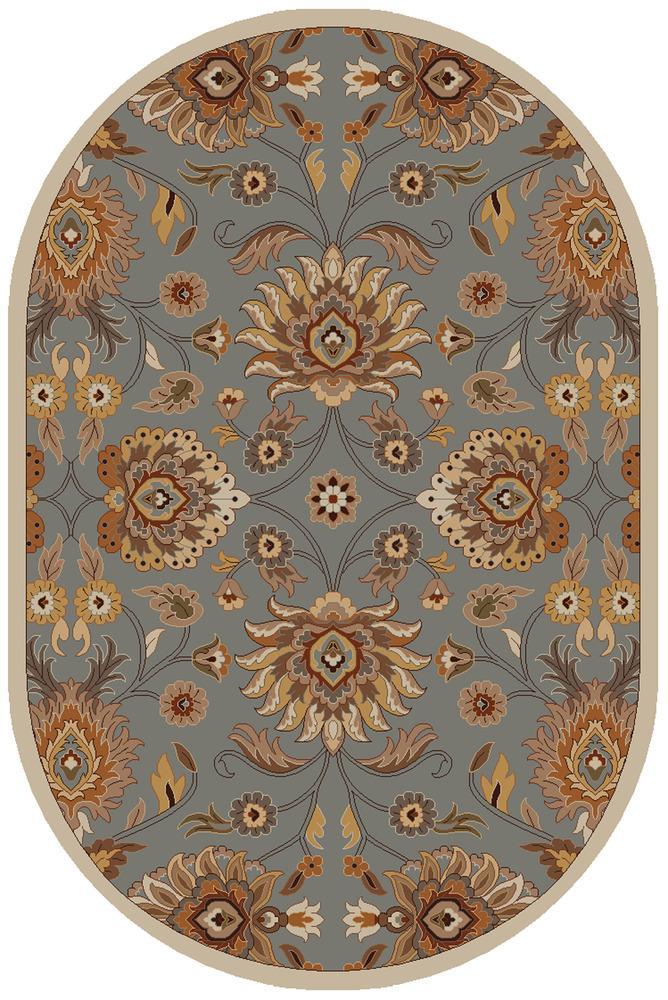 Surya Caesar 6' x 9' Oval - Item Number: CAE1052-69OV