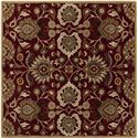 Surya Rugs Caesar 4' Square - Item Number: CAE1061-4SQ