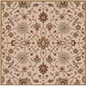Surya Caesar 6' Square - Item Number: CAE1081-6SQ