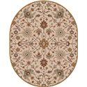 Surya Caesar 8' x 10' Oval - Item Number: CAE1081-810OV