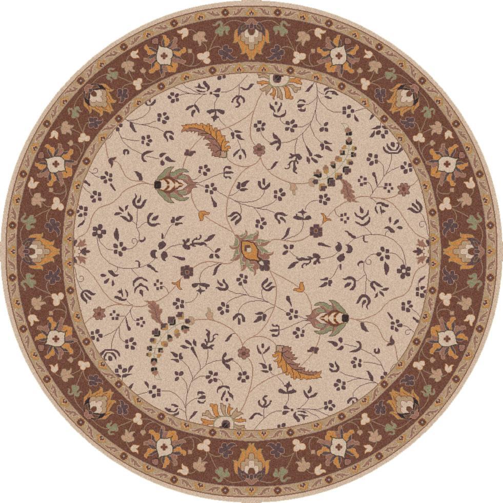 Surya Caesar 6' Round - Item Number: CAE1082-6RD
