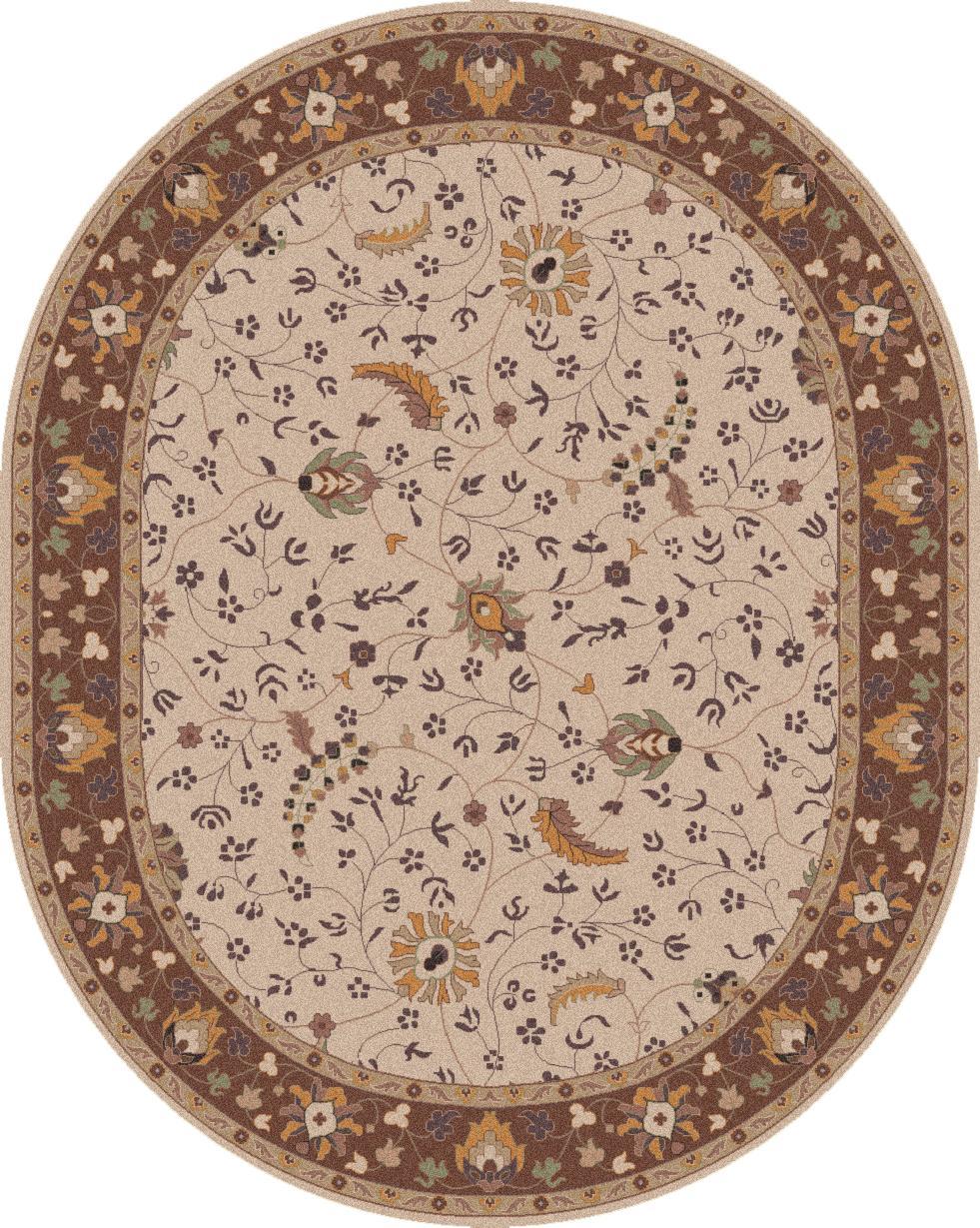 Surya Rugs Caesar 8' x 10' Oval - Item Number: CAE1082-810OV
