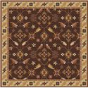 Surya Rugs Caesar 4' Square - Item Number: CAE1083-4SQ
