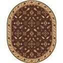 Surya Caesar 6' x 9' Oval - Item Number: CAE1083-69OV