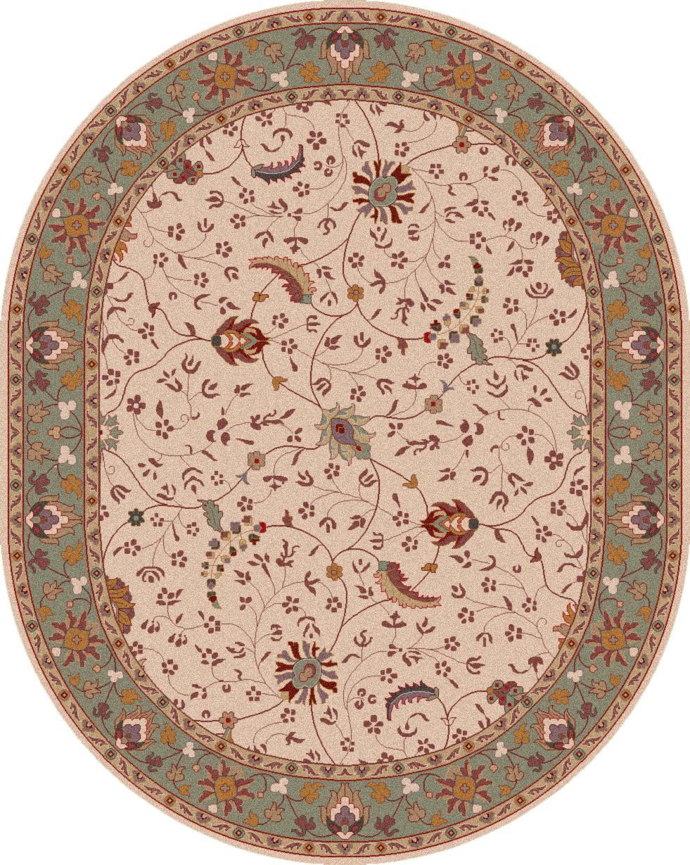 Surya Caesar 8' x 10' Oval - Item Number: CAE1088-810OV
