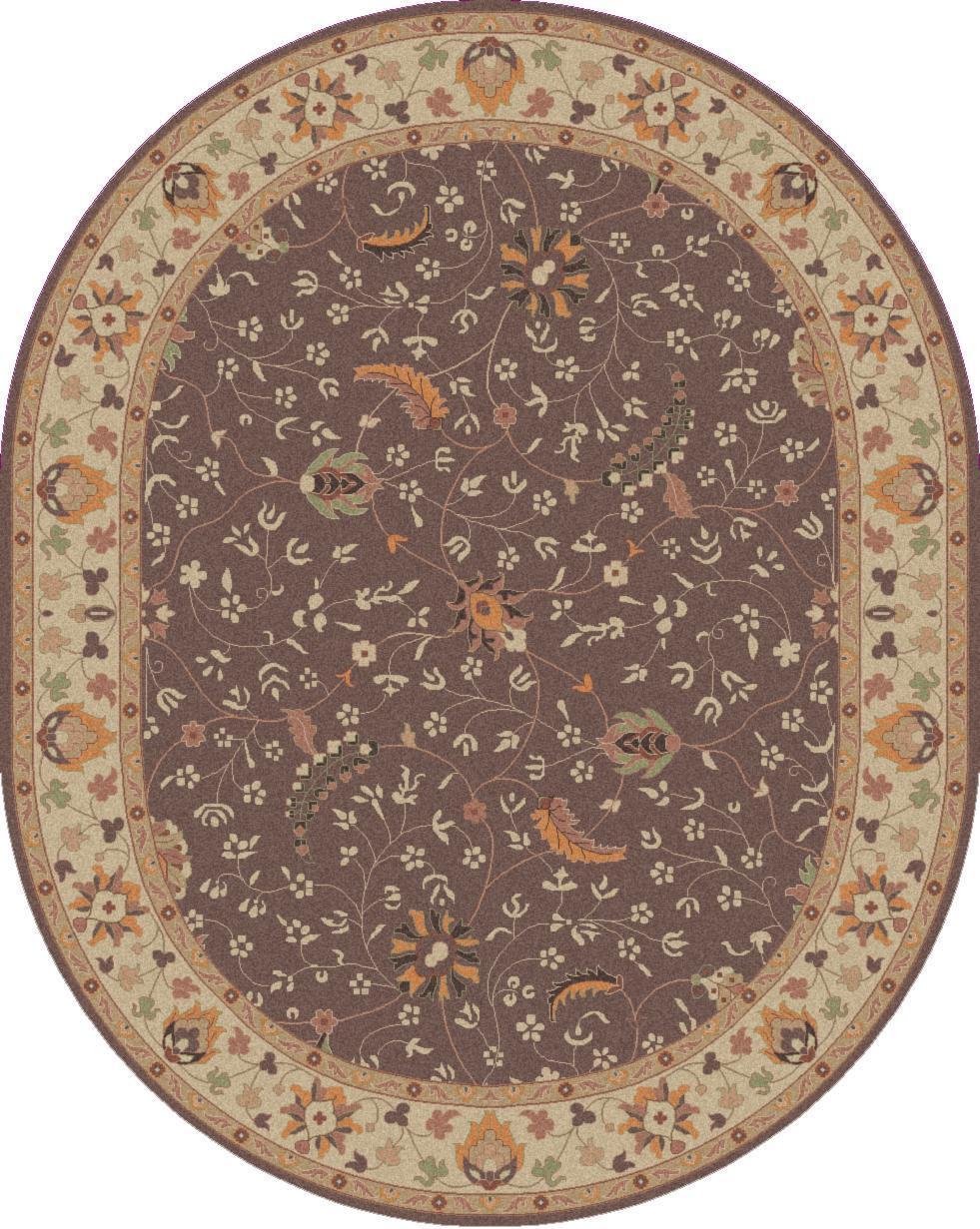 Surya Rugs Caesar 8' x 10' Oval - Item Number: CAE1093-810OV