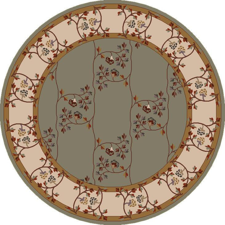 Surya Caesar 6' Round - Item Number: CAE1100-6RD