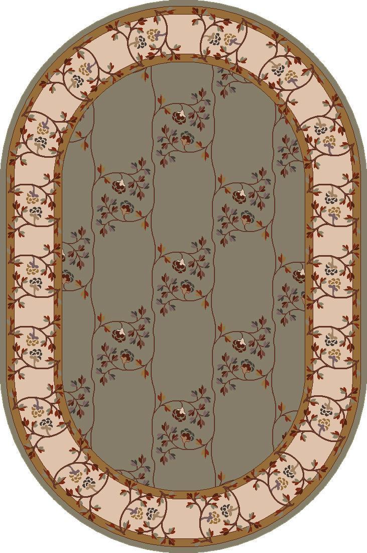 Surya Rugs Caesar 8' x 10' Oval - Item Number: CAE1100-810OV