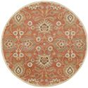 Surya Caesar 6' Round - Item Number: CAE1107-6RD