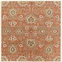 Surya Caesar 6' Square - Item Number: CAE1107-6SQ