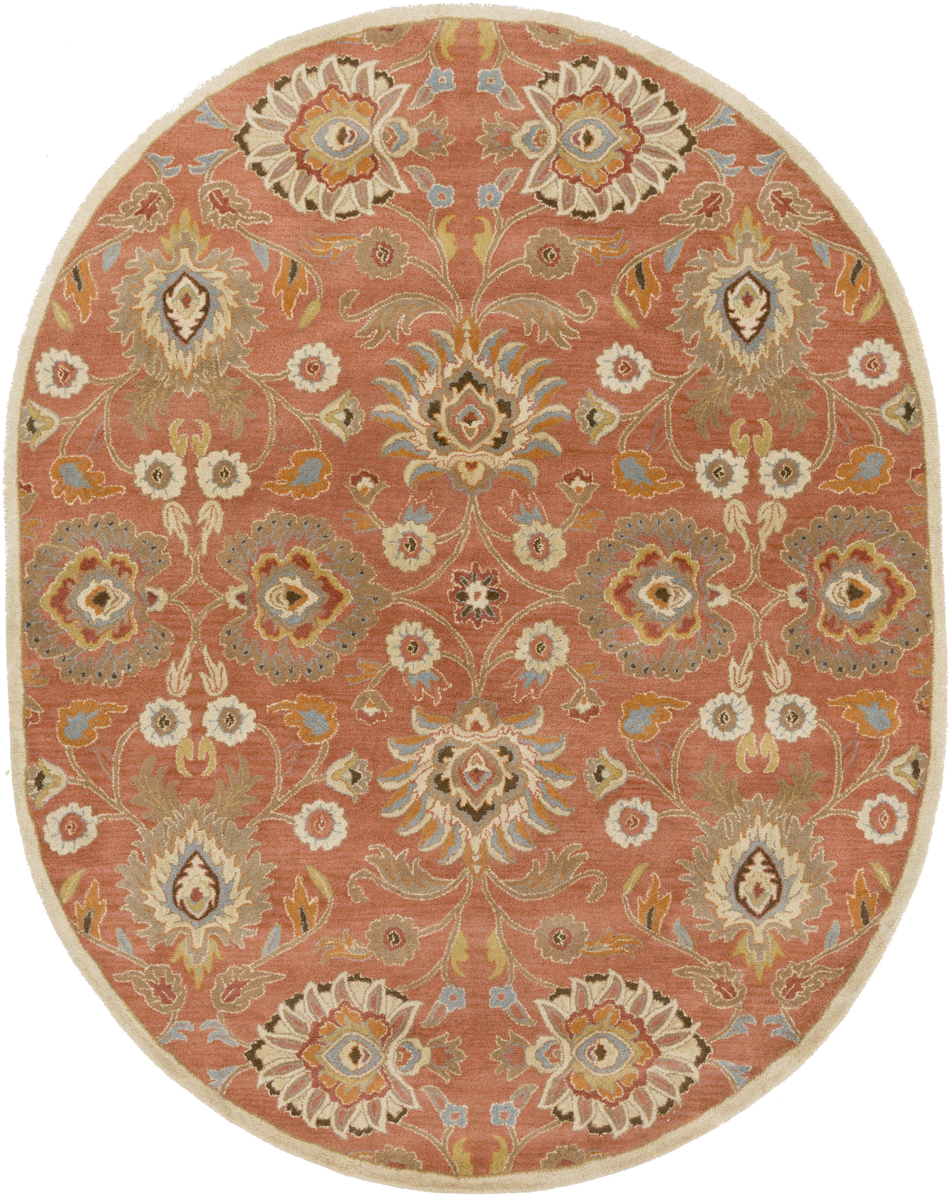 Surya Caesar 8' x 10' Oval - Item Number: CAE1107-810OV