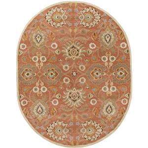 Surya Caesar 8' x 10' Oval
