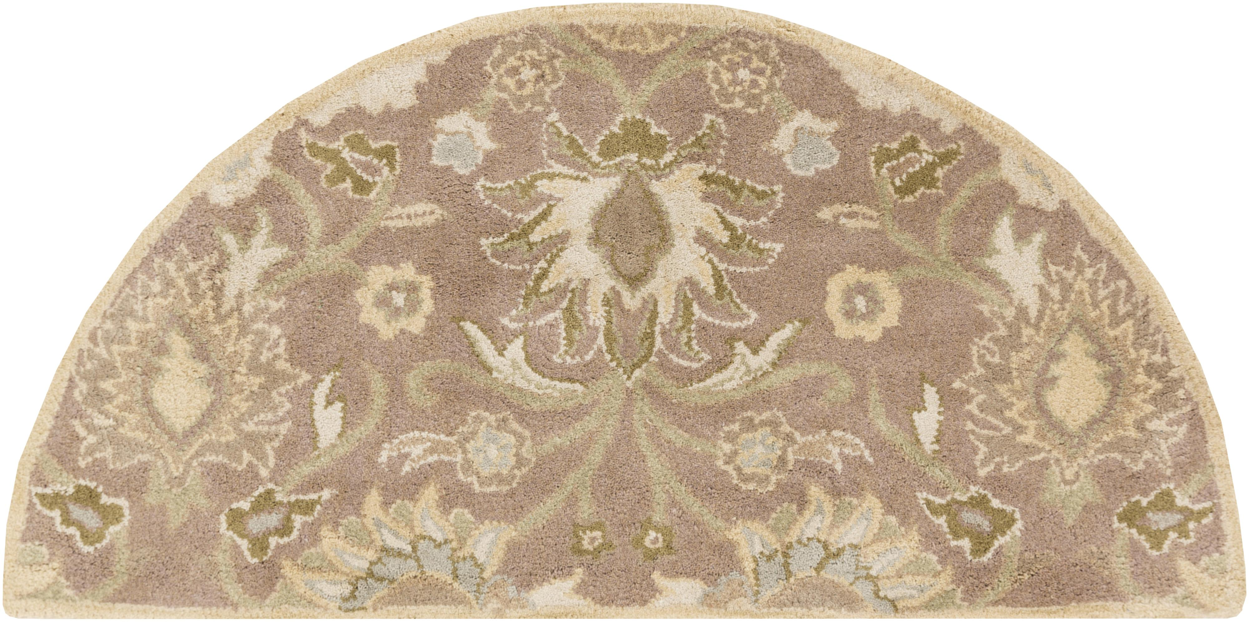 Surya Rugs Caesar 2' x 4' Hearth - Item Number: CAE1108-24HM