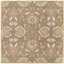 Surya Rugs Caesar 4' Square - Item Number: CAE1108-4SQ