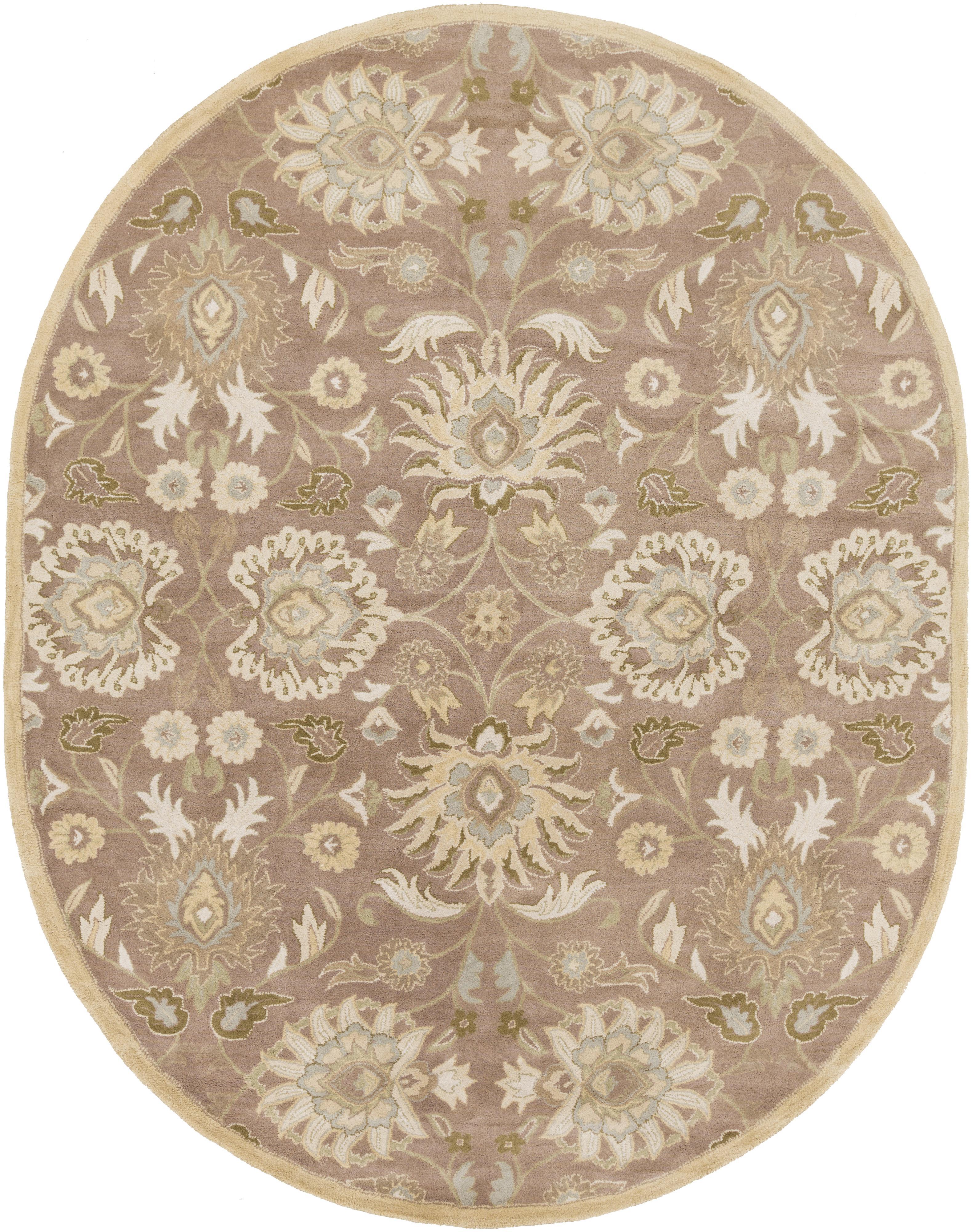 Surya Rugs Caesar 8' x 10' Oval - Item Number: CAE1108-810OV