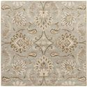 Surya Caesar 6' Square - Item Number: CAE1111-6SQ