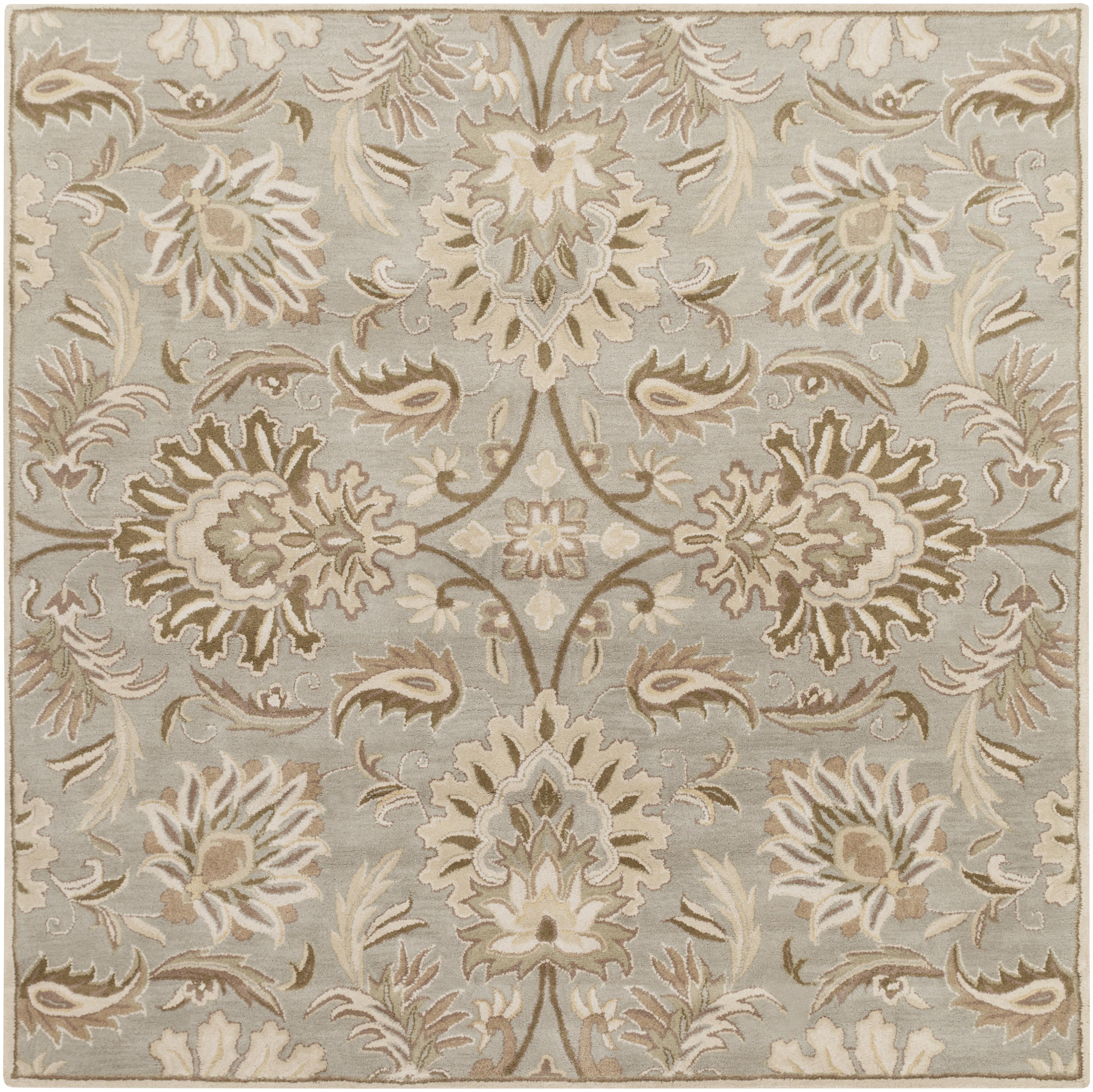 "Surya Caesar 9'9"" Square - Item Number: CAE1111-99SQ"
