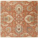 Surya Rugs Caesar 4' Square - Item Number: CAE1112-4SQ