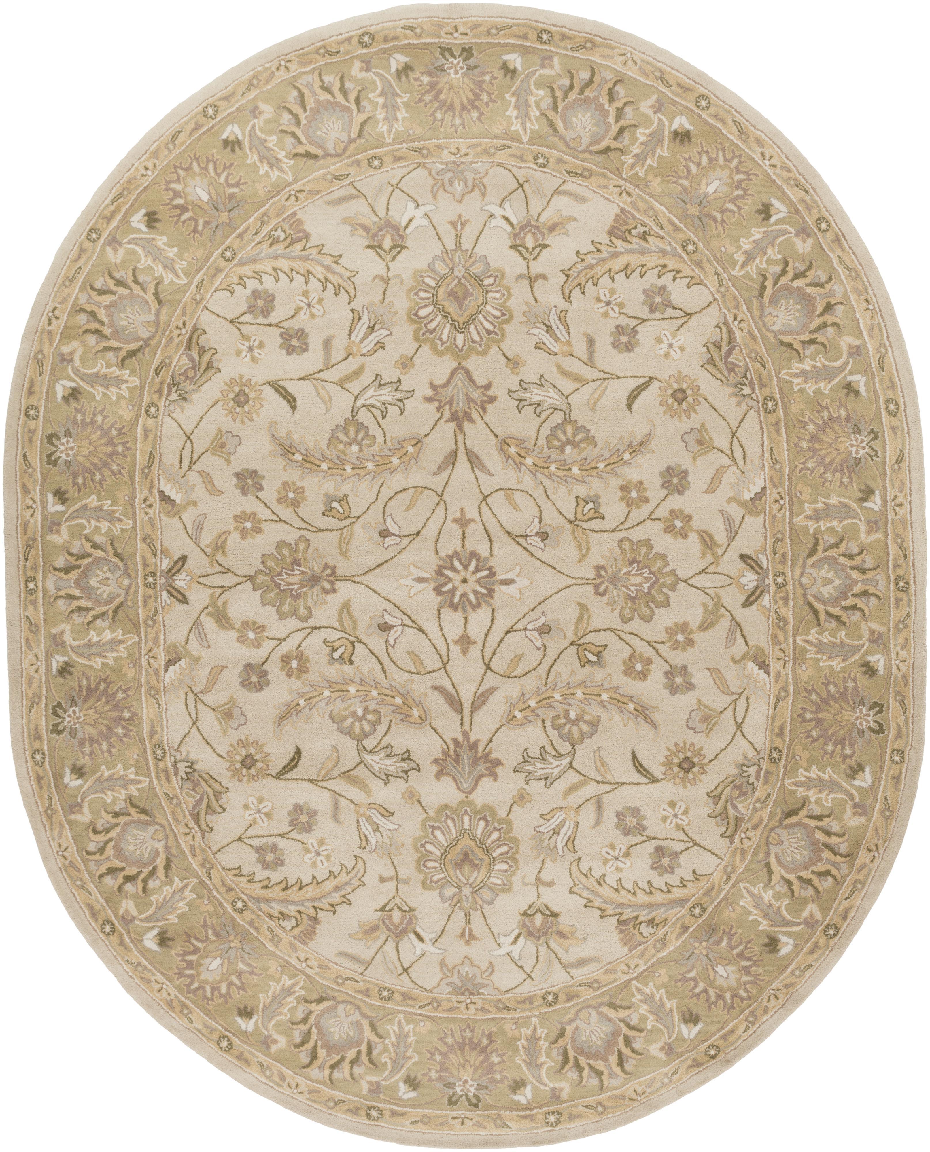 Surya Caesar 8' x 10' Oval - Item Number: CAE1114-810OV