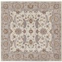 Surya Caesar 6' Square - Item Number: CAE1115-6SQ
