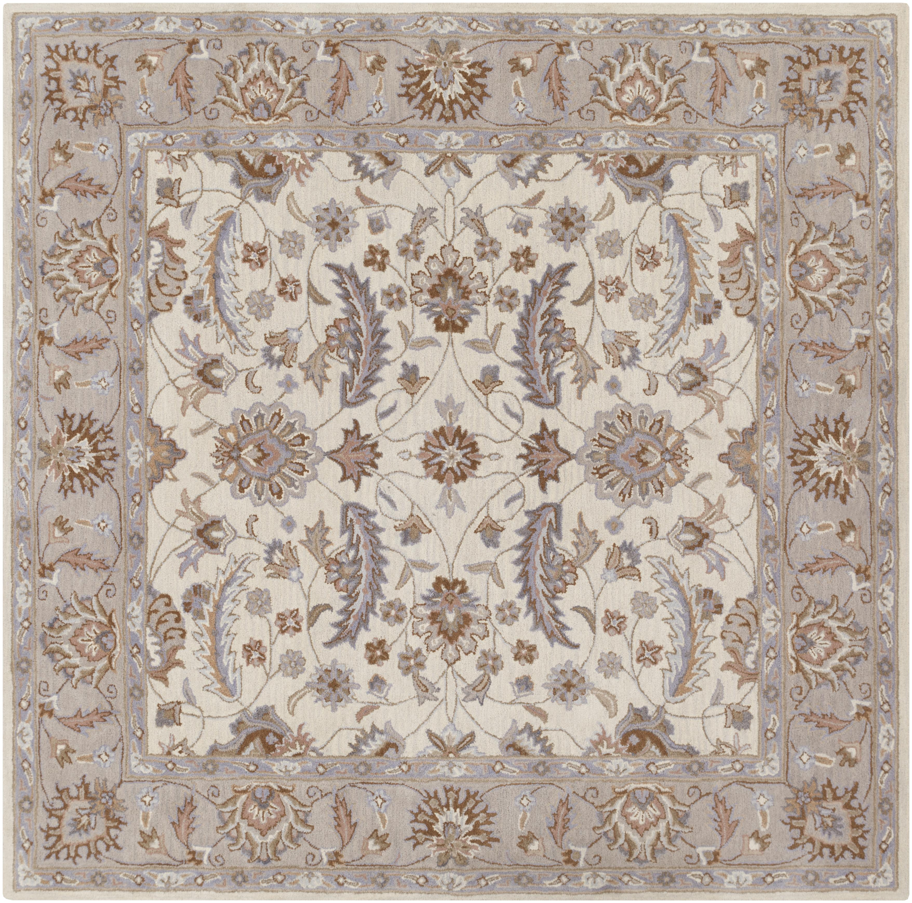 "Surya Rugs Caesar 9'9"" Square - Item Number: CAE1115-99SQ"