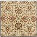 Surya Caesar 6' Square - Item Number: CAE1116-6SQ
