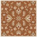 Surya Caesar 6' Square - Item Number: CAE1117-6SQ