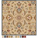 Surya Rugs Caesar 8' Square - Item Number: CAE1118-8SQ