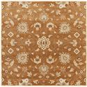 Surya Caesar 4' Square - Item Number: CAE1120-4SQ