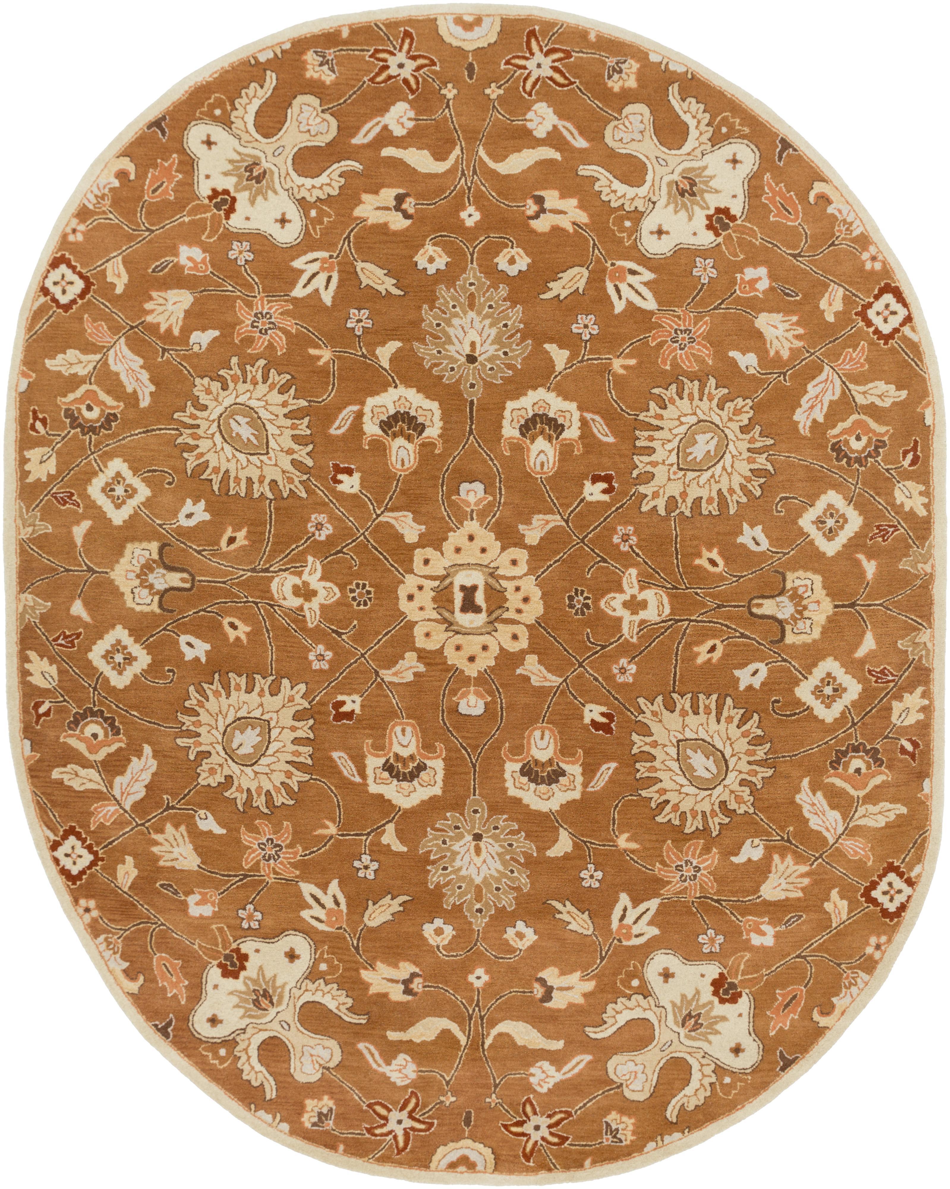 Surya Caesar 6' x 9' Oval - Item Number: CAE1120-69OV