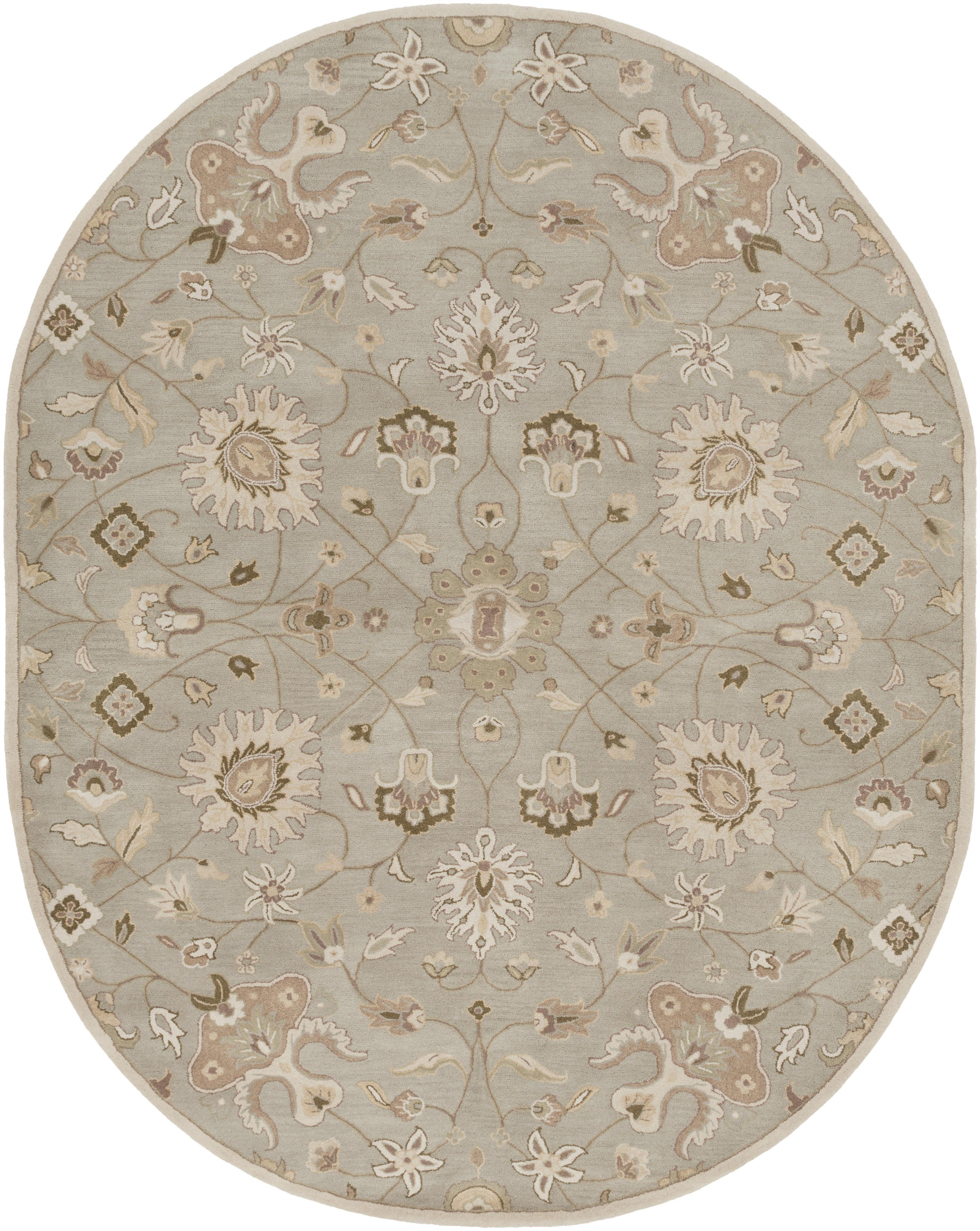 Surya Rugs Caesar 6' x 9' Oval - Item Number: CAE1121-69OV