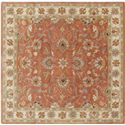 Surya Caesar 4' Square - Item Number: CAE1124-4SQ
