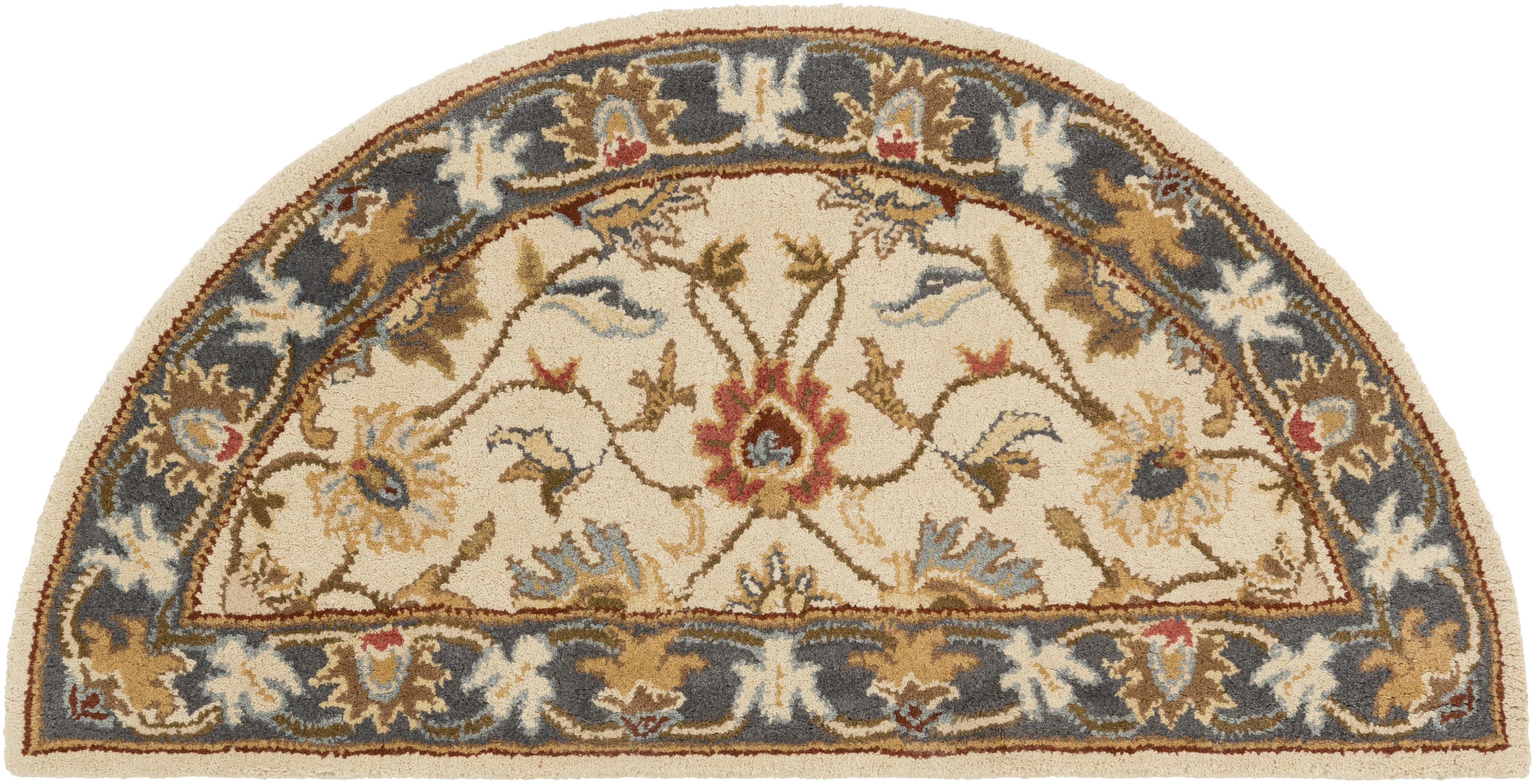 Surya Rugs Caesar 2' x 4' Hearth - Item Number: CAE1125-24HM