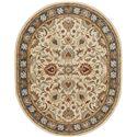 Surya Caesar 8' x 10' Oval - Item Number: CAE1125-810OV