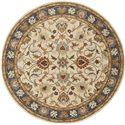 Surya Caesar 8' Round - Item Number: CAE1125-8RD