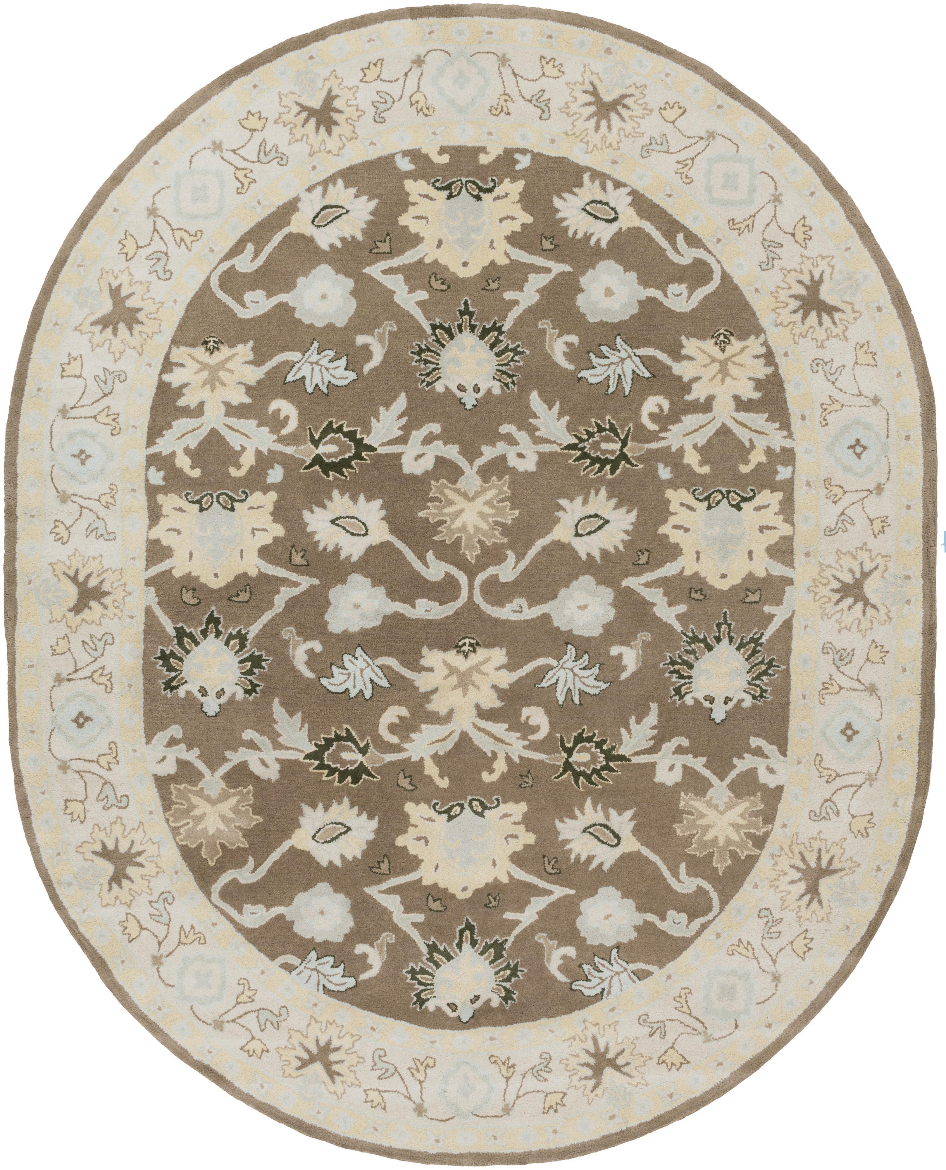 Surya Caesar 6' x 9' Oval - Item Number: CAE1127-69OV
