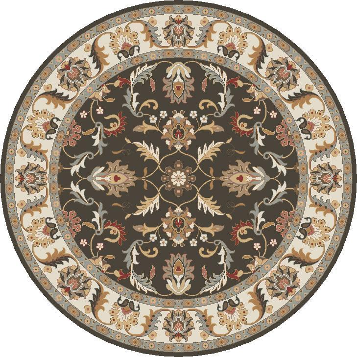 Surya Caesar 4' Round - Item Number: CAE1130-4RD