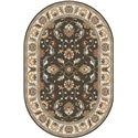 Surya Caesar 6' x 9' Oval - Item Number: CAE1130-69OV