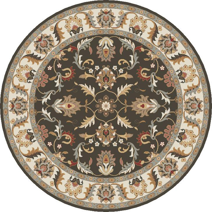 Surya Caesar 8' Round - Item Number: CAE1130-8RD