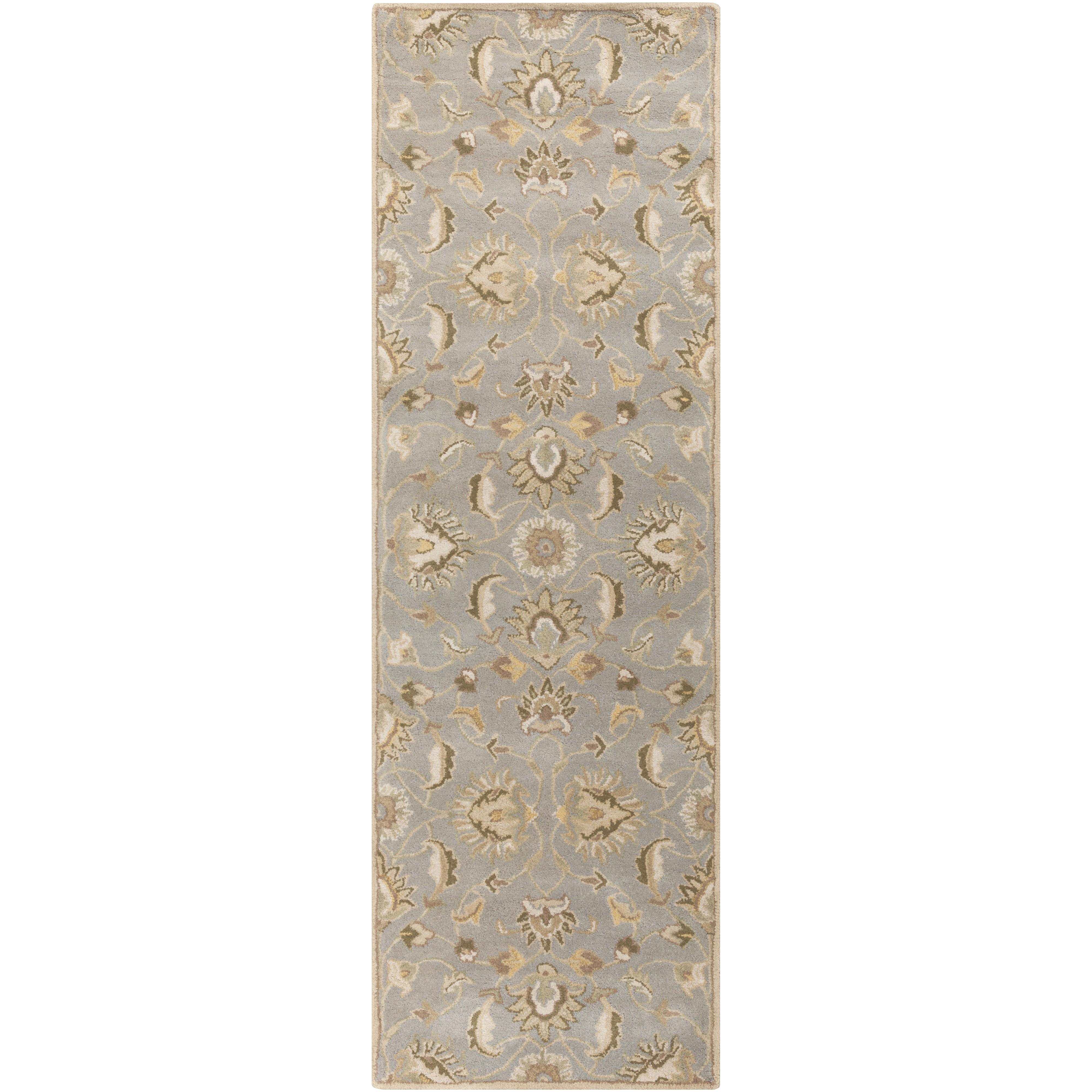 Surya Caesar 3' x 12' - Item Number: CAE1140-312