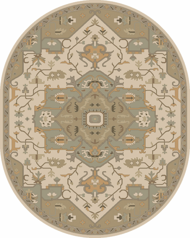 Surya Caesar 6' x 9' Oval - Item Number: CAE1143-69OV