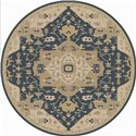 Surya Caesar 6' Round - Item Number: CAE1145-6RD